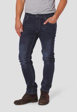 MARCUS - Jeans Straight Leg - twilight blue used