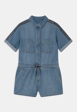 Calvin Klein Jeans - RIGID - Combinaison - blue