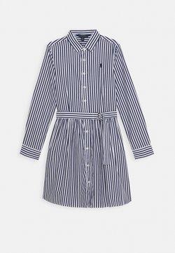Polo Ralph Lauren - BENGAL DRESSES - Blusenkleid - navy