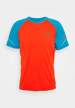 Dynafit - ALPINE PRO TEE - Camiseta estampada - frost