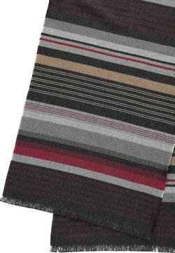 LERROS - MIT STREIFENVARIATION - Schal - slate grey