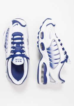Nike Sportswear - AIR MAX TAILWIND IV - Baskets basses - white/deep royal blue/wolf grey
