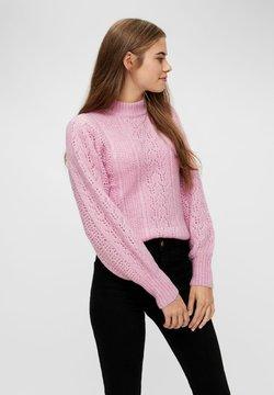 Pieces - Jersey de punto - pastel lavender