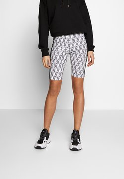 adidas Originals - CYCLING SHORTS - Shorts - black/white