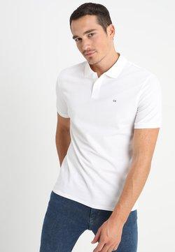 Calvin Klein - REFINED CHEST LOGO - Polo - perfect white