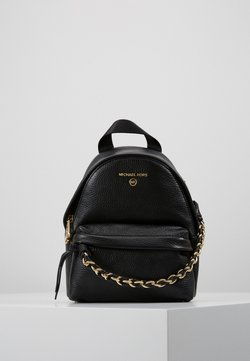 MICHAEL Michael Kors - SLATERXS BACKPACKPEBBLE  - Plecak - black