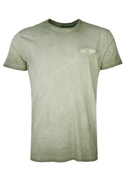 TOP GUN - T-shirt basic - green