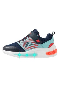 Kappa - HIGHLIGHT - Trainings-/Fitnessschuh - navy/coral