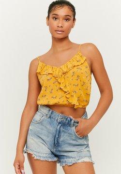 TALLY WEiJL - Top - yellow