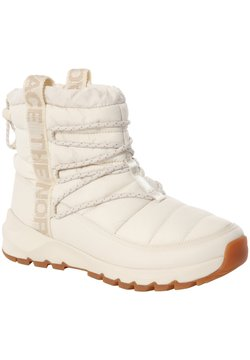 The North Face - W THERMOBALL LACE UP - Alpin-/Bergstiefel - vintage white/vintage whi