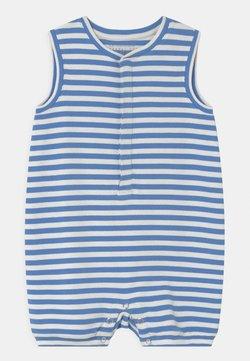 ARKET - UNISEX - Tuta jumpsuit - white/blue