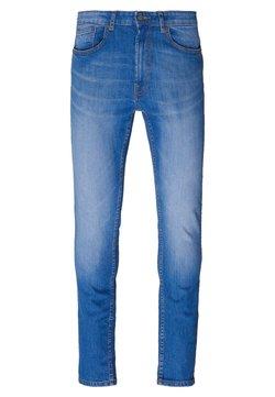 Burton Menswear London - Slim fit jeans - navy