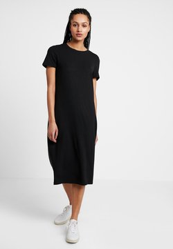 Vero Moda - VMGAVA DRESS - Jerseyjurk - black
