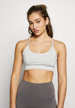 South Beach - STRAP BRA - Sport BH - lunar grey