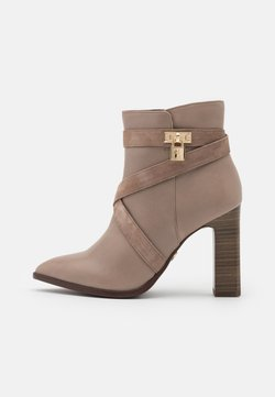 Tamaris Heart & Sole - BOOTS - High Heel Stiefelette - taupe