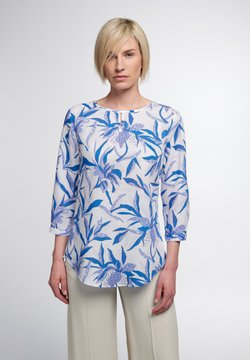 Eterna - MODERN CLASSIC - Tunika - blau/weiß