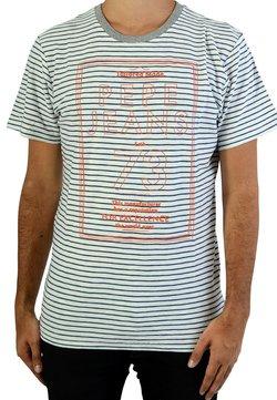 Pepe Jeans - T-Shirt print - bleu