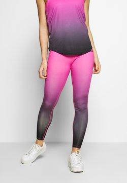 Ellesse - JESOLO - Tights - pink/black