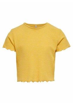 Kids ONLY - T-shirt basic - cornsilk
