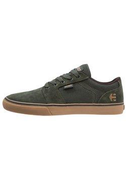 Etnies - BARGE - Sneakers laag - green