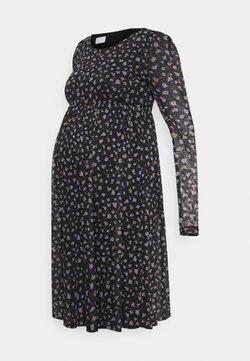 MAMALICIOUS - MLCHERIE  - Vestido ligero - black