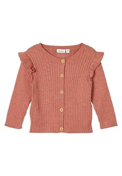 Name it - Strickjacke - withered rose