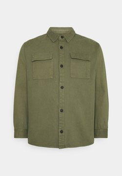 Shine Original - UTILITY OVERSHIRT MORE - Veste légère - army