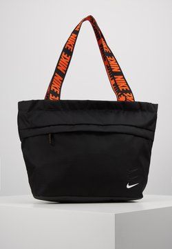 Nike Sportswear - ADVANCED - Shopping bag - black/white