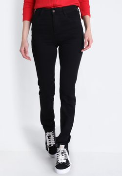 BONOBO Jeans - Slim fit jeans - black denim