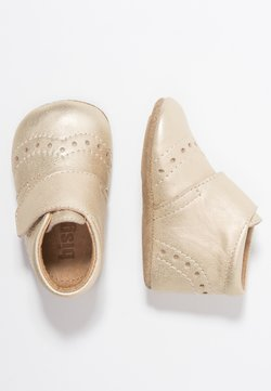 Bisgaard - PETIT HOME SHOE - Chaussons - gold