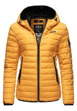 Marikoo - JAYLAA - Winterjacke - dark yellow