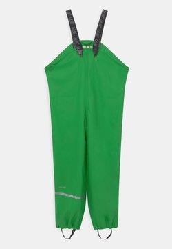 CeLaVi - RAINWEAR PANTS  RAINWEAR UNISEX - Regnbyxor - green