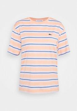Lacoste - T-Shirt print - ledge/turquin blue