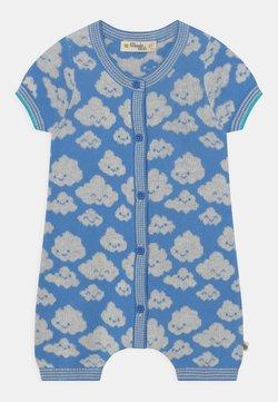 The Bonnie Mob - HOCKNEY SHORTY UNISEX - Combinaison - blue