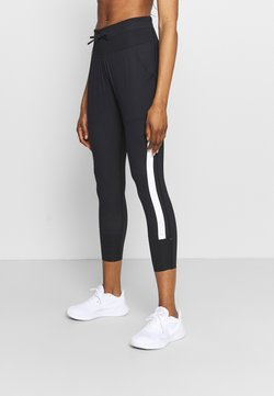 Under Armour - RUN ANYWHERE PANT - Pantalones deportivos - black