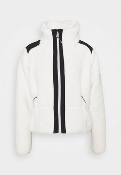 Under Armour - LEGACY - Veste polaire - onyx white