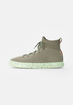 Converse - CHUCK TAYLOR ALL STAR CRATER - Baskets montantes - light field surplus/string/barely volt