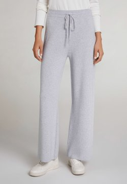 Oui - Jogginghose - light grey