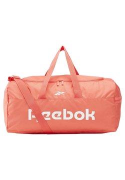 Reebok - ACTIVE CORE GRIP DUFFLE BAG MEDIUM - Sports bag - orange