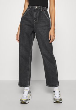 BDG Urban Outfitters - ALBIE CARPENTER  - Straight leg -farkut - washed black