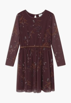 The New - ANNA RIHANNA - Vestido de cóctel - bordeaux