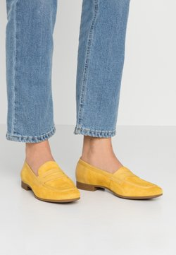 Geox - MARLYNA - Slip-ons - light yellow