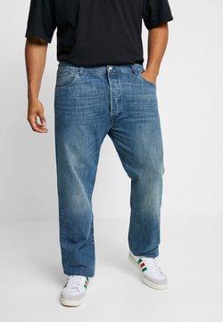 Levi's® Plus - 501® LEVI'S®ORIGINAL FIT - Jeansy Straight Leg - light-blue denim