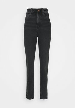 New Look Tall - SRI LANKA MOM - Relaxed fit jeans - black