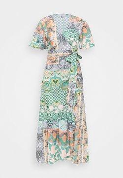 Never Fully Dressed Tall - CORDELIA WRAP DRESS - Maxikleid - multicoloured