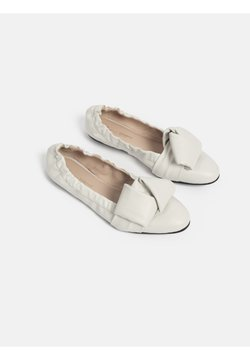 L37 - Ballerinaskor - white