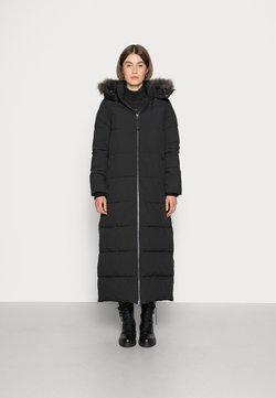 Calvin Klein - MODERN SORONA XL COAT - Talvitakki - black