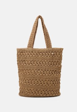 Seafolly - CARRIED AWAY DAISY CHAIN TOTE - Accessoire de plage - natural