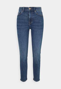 Pieces Petite - PCLILI - Jeans fuselé - medium blue denim