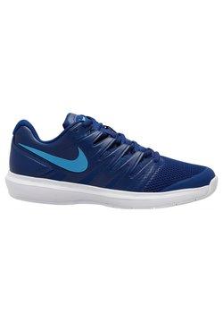 Nike Performance - AIR ZOOM PRESTIGE CPT - Tennisschuh für Teppichböden - royalblau